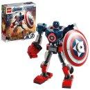 LEGO® 76168 Super Heroes Captain America Mech