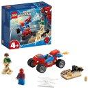 LEGO® 76172 Das Duell von Spider-Man und Sandman