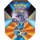 Pokemon Tin Box Lucario V