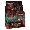 1 MAGIC THE GATHERING MTG - Strixhaven: School of Mages Theme Booster Deutsch