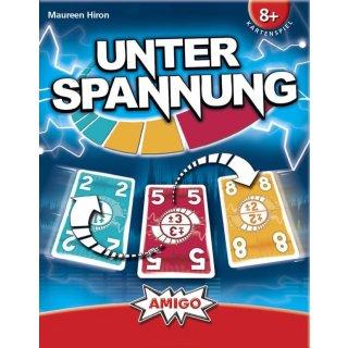 Unter Spannung Kartenspiel