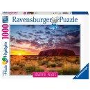 1 Ravensburger Puzzle 1000 Teile Schöne Plätze...