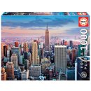 1 Educa Puzzle 1000 Teile Zentrum Manhattan
