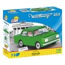 1 COBI Bausatz Wartburg 353  73 Steine