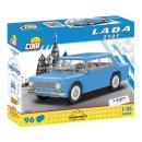 1 COBI Bausatz Lada 2101 96 Steine