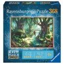 1 Ravensburger Exit Puzzle 368 Teile magischer Wald