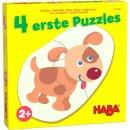 1 HABA 4 erste Puzzles – Tierkinder