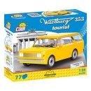 1 Cobi Bausatz Wartburg 353 Tourist 77 Steine