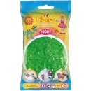 1 Hama Perlen Beutel 1000 Stück Neon-grün