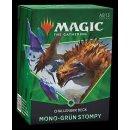1 MAGIC THE GATHERING - Mono-Grüne Stompy Challenger...