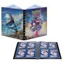 Pokemon Schwert & Schild 4-Pocket Portfolio Album / Ordner für 80 Karten