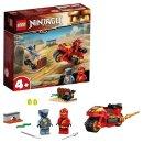 LEGO 71734 Ninjago Kais Feuerbike