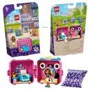 LEGO® 41667 Friends Cubes Olivias Spiele Würfel
