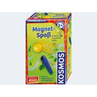 Magnet-Magnet Spaß Mitbringexperimente