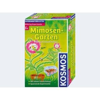 KOSMOS Mimosen Garten Alarm im Gewächshaus