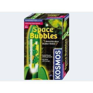 KOSMOS Space Bubbles beleuchte deine Blubber Rakete Experiemente