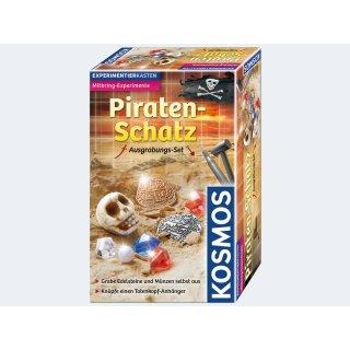 KOSMOS Piraten Schatz Ausgrabung Mitbring-Experimente
