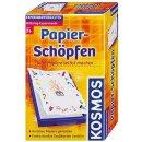 KOSMOS Papierschöpfen Tolle Papiere selbst machen...