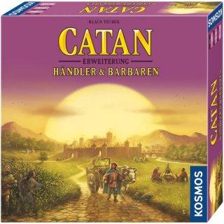 Catan Erweiterung Händler und Barbaren