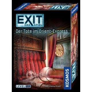 EXIT - Das Spiel: Der Tote im Orient-Express