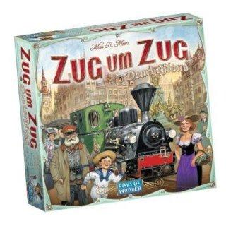 Zug um Zug - Deutschland