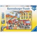 Ravensburger Puzzle XXL 100 Teile Feuerwehr Unsere Feuerwehr