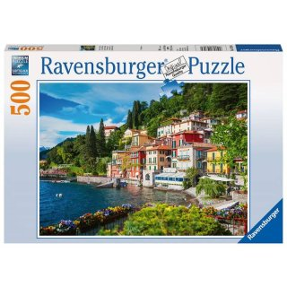 Ravensburger Puzzle 500T Comer See Italien
