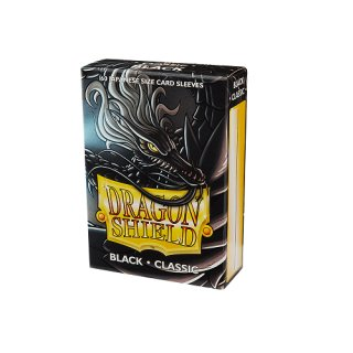 Dragon Shield Hüllen Standard Classic Black(100 Sleeves)