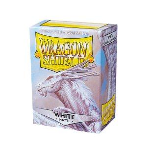 Dragon Shield Hüllen Standard Matte White (100 Sleeves)