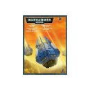 WARHAMMER 40k SPACE MARINES DROP POD