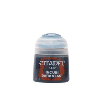 Modellbaufarbe Citadel Base INCUBI DARKNESS 12 ml