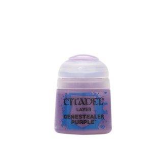 Modellbaufarben Citadel Layer GENESTEALER PURPLE 12 ml