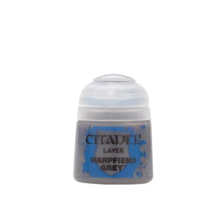 Modellbaufarbe Citadel LAYER: WARPFIEND GREY (12ML)