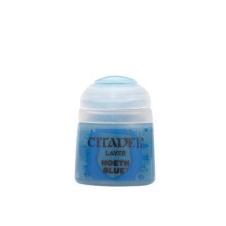Modellbaufarbe Citadel Layer HOETH BLUE 12 ml