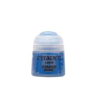 Modellbaufarbe Citadel Layer CALGAR BLUE 12 ml