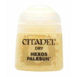 Modellbaufarbe Citadel Dry HEXOS PALESUN