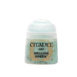 Modellbaufarbe Citadel Dry HELLION GREEN 12 ml