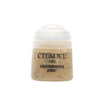 Modellbaufarbe Citadel Dry UNDERHIVE ASH 12 ml