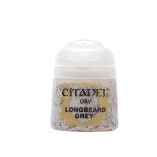 Modellbaufarbe Citadel Dry LONGBEARD GREY 12 ml
