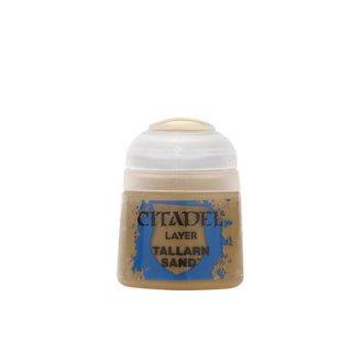 Modellbaufarbe Citadel Layer TALLARN SAND 12 ml
