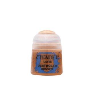 Modellbaufarben Citadel Layer DEATHCLAW BROWN 12 ml
