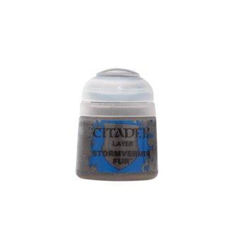 Modellbaufarbe Citadel Layer STORMVERMIN FUR 12 ml