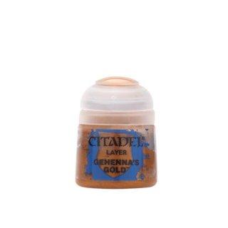 Modellbaufarbe Citadel Layer GEHENNAS GOLD 12 ml