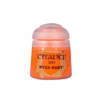 Modellbaufarbe Citadel Dry RYZA RUST 12 ml