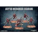 WARHAMMER 40k Adeptus Mechanicus Sicarians