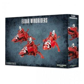 WARHAMMER 40k Eldar Windraiders