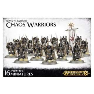 Warhammer Age of Sigmar CHAOS WARRIORS
