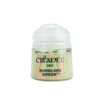 Modellbaufarben Citadel DRY: NURGLING GREEN 12 ml
