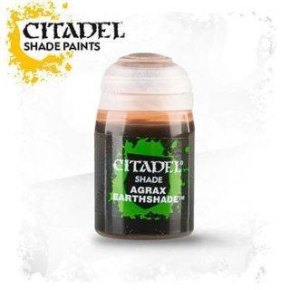 Modellbaufarbe Citadel Shade AGRAX EARTHSHADE 24 ml
