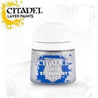 Modellbaufarbe Citadel LAYER: STORMHOST SILVER (12ML)
